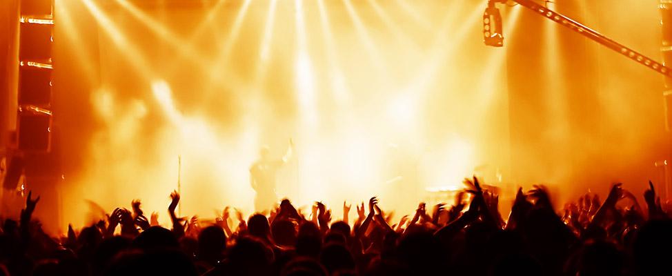 Concerts - Monalto Corporate Events