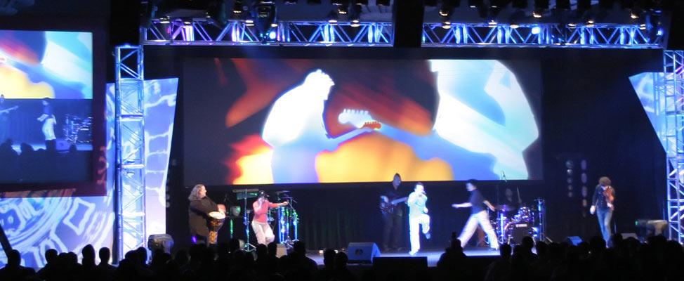 Production Design - Monalto Corporate Events