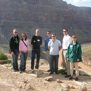 Off site Meeting Location - Grand Canyon Arizona