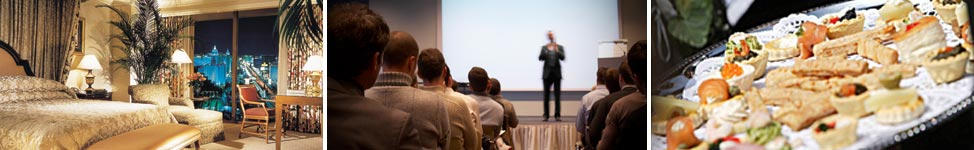 Training Conferences - Monalto Corporate Events