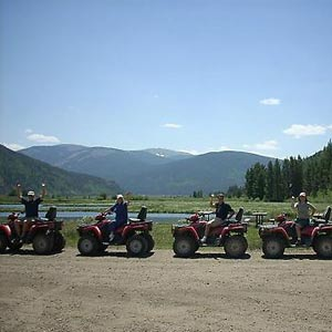 Unique Experiences Colorado ATV Adventure