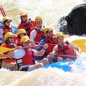 Unique Experiences Colorado White Water Rafting Adventure